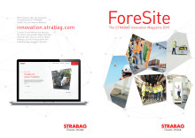 ForeSite - The STRABAG Innovation Magazine 2019