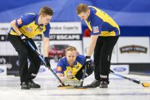 Curling-VM: Lag Edin till VM-final efter spännande semifinal mot Schweiz