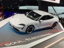 Zurich versichert ersten vollelektrischen Porsche Taycan