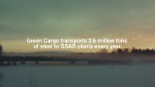 Effektiva transporter för stålindustrin