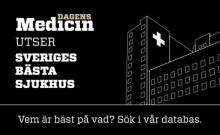Dagens Medicin rankar Sveriges bästa sjukhus