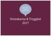 Svenskarna och Trygghet 2017 - en rapport framtagen av Verisure i samarbete med Kantar Sifo