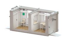 DENIOS lanserar kontaktlöst testcenter för Coronavirus