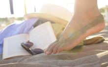 Strand-Einmaleins für die Füße mit der GEHWOL FUSSKRAFT Soft Feet Creme