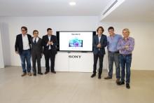 Sony presenta en España la esperada gama de televisores Bravia 4K