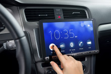 Sonys nye mediemottakere til bilen - XAV-AX8050D og XAV-1500
