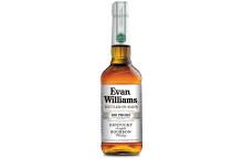 Evan Williams hyllade Bottled-in-Bond Bourbon Whiskey - nu i fast sortiment på Systembolaget.