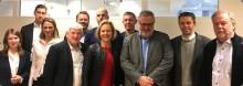 Sveriges Bussföretag till Bryssel för att diskutera klimatarbetet inom buss- och transportsektorn