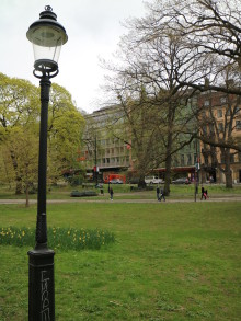 Colliers flyttar till nytt kontor i Stockholm
