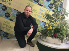 Great interest in the 2017 Elmia Garden Award winner!