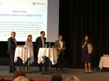 Swedfund vinnare av Bästa Hållbarhetsredovisning