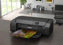 En ny dynamisk A3+-fotoprinter for kreative sjæle