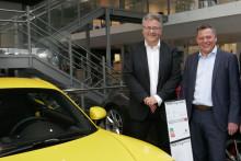 Terje Fjogstad (49) blir daglig leder for Porsche Center Stavanger