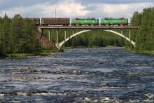 Samhällskritiska järnvägstransporter i rådande läge