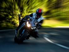 Motorradlärm und Raserei auf der Tagesordnung