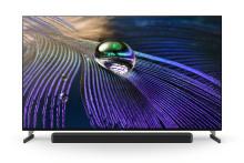 O primeiro televisor do mundo com inteligência cognitiva, Sony BRAVIA XR A90J, a ser comercializado na Europa em março