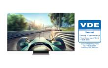 Samsung Neo QLED får branschens första 'Gaming TV Performance' certifiering