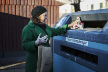 Mindre sopor och mer sortering  - Kretslopp och vattens julklappstips