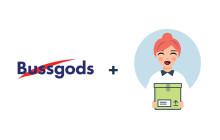 Logistikföretaget Bussgods stärker leveransupplevelsen för sina kunder, blir premiumpartner till Unifauns app Mina Paket!