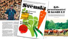 Magasin Svenskt visar på stort engagemang för svenskt lantbruk