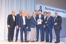 Deutscher Logistik-Preis 2017: FIEGE und Magazino erreichen zweiten Platz