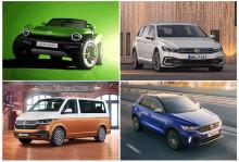 Volkswagen på Genève Motor Show 2019:  fra 300 hk T-Roc R til elektrisk beachbuggy