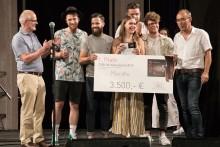 Die Stuttgarter Band Miricalls gewinnt den ZÜBLIN-Kulturpreis 2019