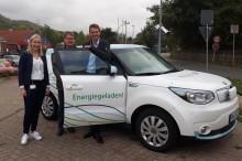 Elektroautos in Delligsen und Salzhemmendorf übergeben
