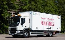 Farligt avfall-bilarnas vårturer startar