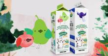 Joka kolmas perhe kierrättää enemmän lasten ansiosta – Arla ja UPM innostavat kierrättämään uudella pelillä