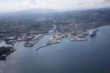 Skal utvikle fremtidas energisystem for sjøtransport og havn
