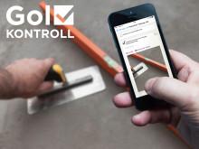 Ny app ger bättre golvkontroll