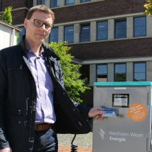 Ottenstein: Westfalen Weser Energie macht E-Mobilität  kundenfreundlicher