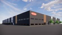 Semper etablerar eget logistikcenter i Götene