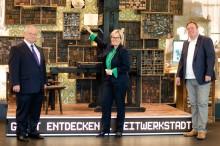 Virtuelle Eröffnung des Erlebnismuseum ZeitWerkStadt | Stadt Frankenberg/Sa.