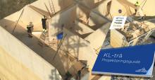Saint-Gobains lösningar för KL-träbyggnader