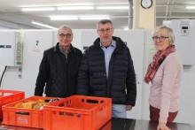 """Westfalen Weser Energie-Gruppe unterstützt """"Mindener Tafel"""""""