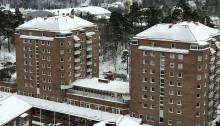 150 lägenheter i servicehus blir seniorboenden hos Huge
