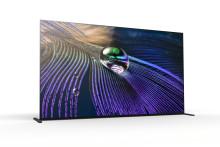 El primer televisor  con inteligencia cognitiva del mundo, Sony BRAVIA XR A90J,  saldrá a la venta en Europa en marzo