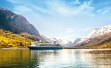 Sail from £599 with free drinks or up to £600 to spend on board in Fred. Olsen Cruise Lines' Cruise Sale