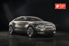 KIA XCeed og KIAs Imagine koncept blev anerkendt ved iF Design Awards 2020
