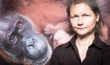 Leipziger Orang-Utan-Schützerin Julia Cissewski erhält hochdotierten Preis