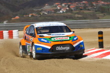 FORDS NYA RALLYCROSS-FIESTA GÖR AMERIKANSK DEBUT I PIKE'S PEAK INTERNATIONAL HILL CLIMB