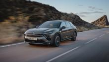Citroën presenterar sitt nya flaggskepp C5 X