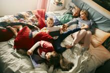 Nu får 20 000 hushåll i Falun och Borlänge mer av allt från Telia