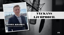 Veckans ljudprofil - Daniel Kilgren