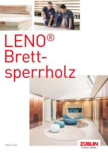 ZÜBLIN Timber: LENO® Brettsperrholz