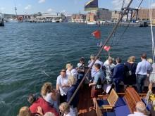 Tourismus in Kiel im 1. Halbjahr 2019 erneut mit großem Wachstum