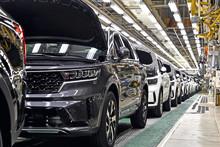 KIA starter produktion af den nye Sorento Hybrid