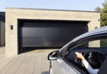 Stor efterspørgsel på intelligente garageporte